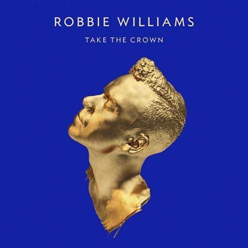 'Take the crown' nuevo álbum de Robbie Williams