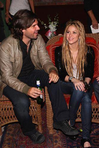 Shakira confirma que Antonio de la Rúa la demandó