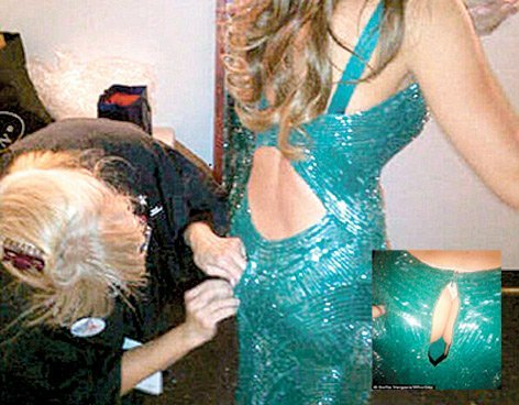 Sofía Vergara revienta el vestido y enseña el trasero - Foto