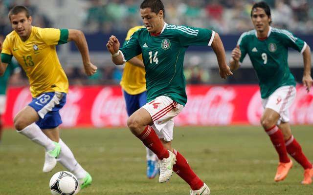México cae en la clasificación de la FIFA