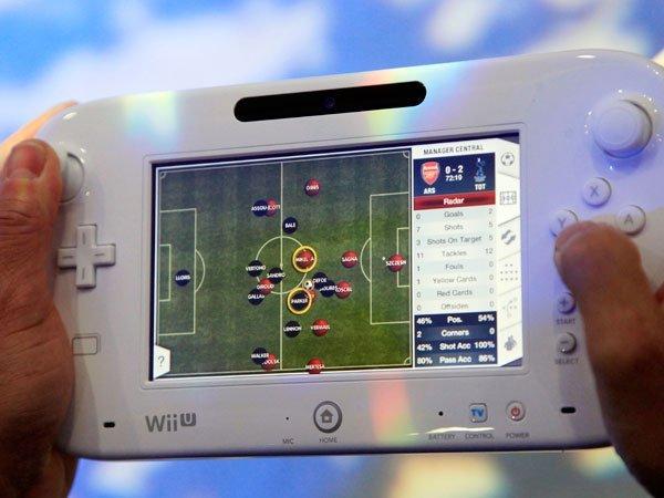 Nintendo Wii U con pantalla táctil: Características y precios