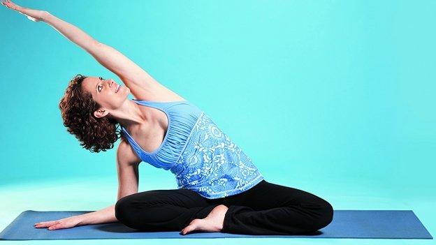 Ejercicios de yoga contra el dolor muscular