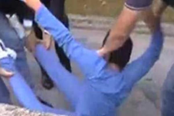 Video polémico: Violento arresto a un niño de diez años en Italia