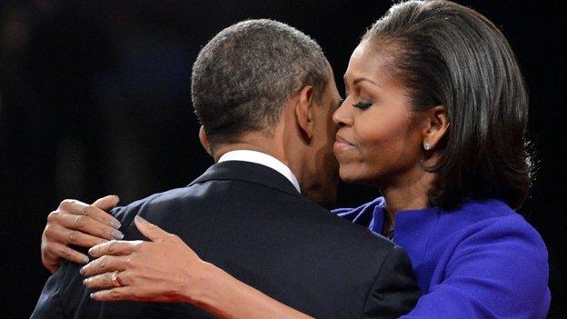 Video: La historia de amor de los Obama