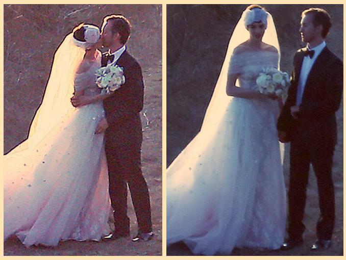 Fotos: La boda secreta de Anne Hathaway