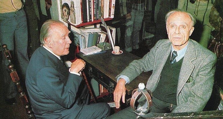 La polémica relación entre Jorge Luis Borges y Adolfo Bioy Casares