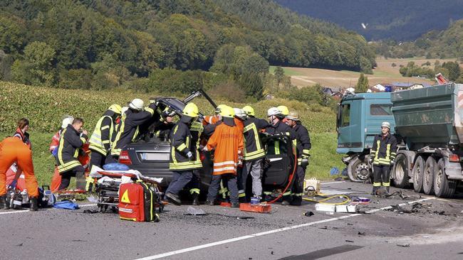 Las causas del accidente de Boris Vukcevic jugador del Hoffenheim
