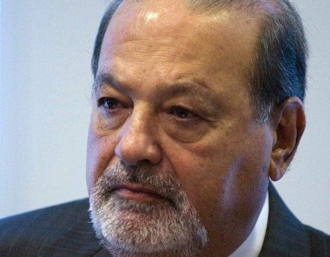 Carlos Slim y su solución a la crisis mundial