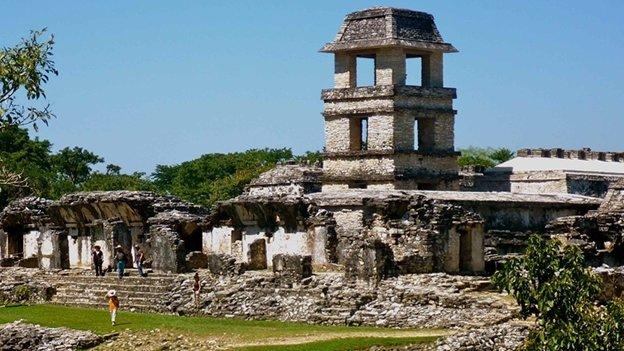 Información básica sobre la cultura maya