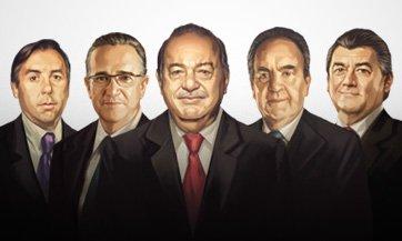Quiénes son los empresarios más importantes de México