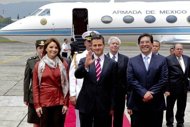 ¿Cuanto dinero gastó Enrique Peña Nieto en su gira por AL?