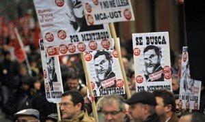Récord histórico: El 25% de los españoles no tiene empleo