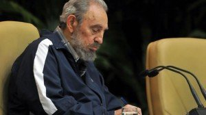 Mensaje de Fidel Castro en medio de los rumores