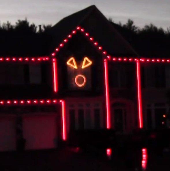 Video: Casa viviente 'canta' el Gangnam Style de PSY