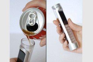 Bio-Tecnología: Celulares que se recargan con bebidas de cola
