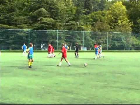 Video: Adolescente hace super gol de fantasía