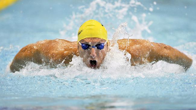 Famoso nadador intentó suicidarse