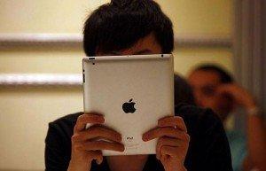 Sancionan a alumnos por ver a su profesora sin ropa en el iPad