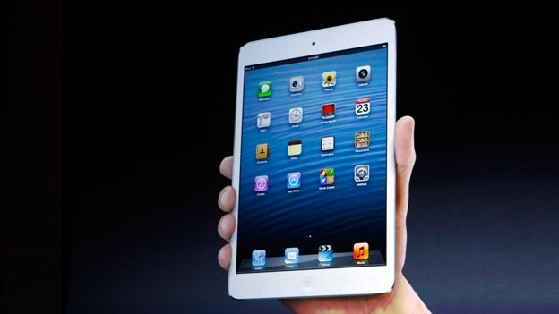 Cómo funciona el mini iPad de Apple