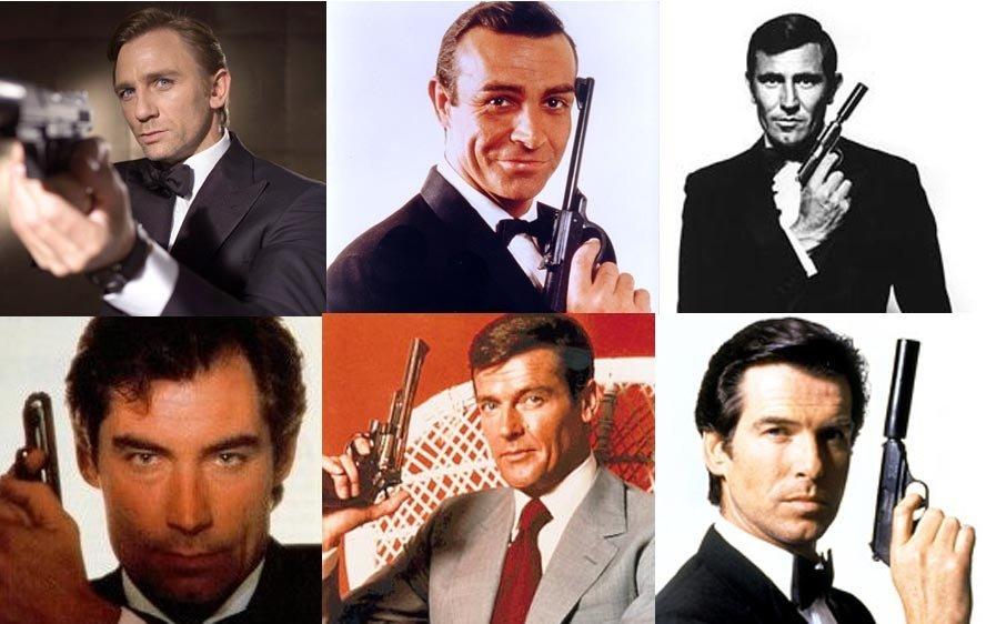 Las canciones más famosas de las películas de James Bond