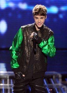 A la venta muñeco inflable de Justin Bieber