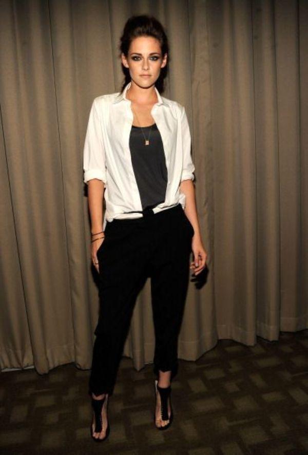 La escandalosa autodefinición de Kristen Stewart