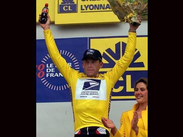 Nike corta relacion con Lance Armstrong tras escandalo por dopaje