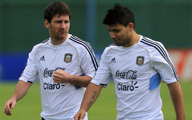 A qué club será aficionado el hijo de Lionel Messi?