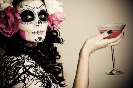 Cómo maquillarte para Halloween