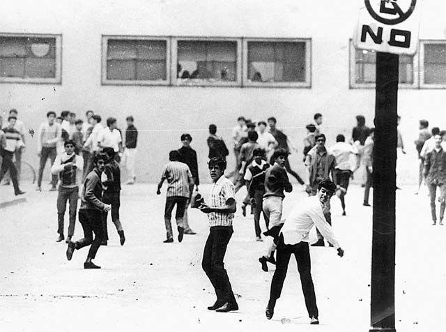Matanza de Tlatelolco - Cómo se vivieron esos momentos