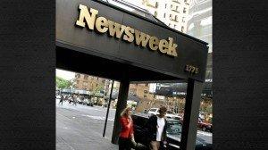 La revista 'Newsweek' abandona la publicación en papel