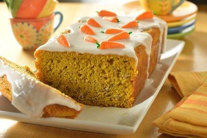 Recetas: El mejor Panqué de zanahorias