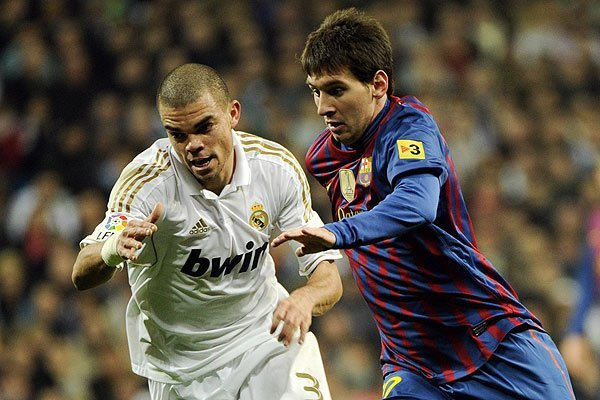 Video comprometedor de Pepe y Lionel Messi