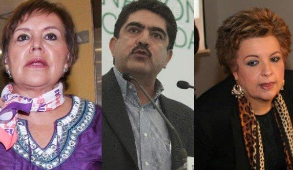 Personajes escandalosos que quieren formar un nuevo partido