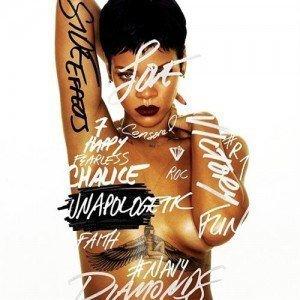Foto: Rihanna al natural en tapa de nuevo disco