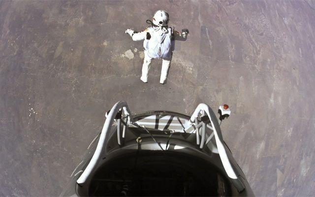 El nuevo desafío de Felix Baumgartner - Video