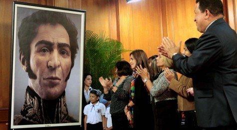 Demandan a Venezuela por un mechón de pelo de Simón Bolívar