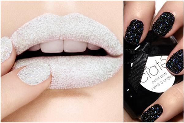 Nail art: Tips para lucir uñas de caviar