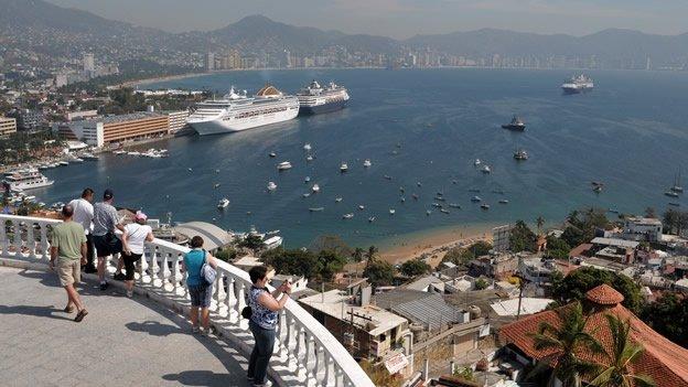 Acapulco se decara en quiebra