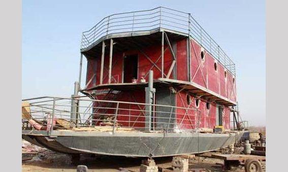 Fotos del arca para sobrevivir al fin del mundo