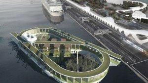Cementerios en el mar: la nueva forma de ahorrar espacio