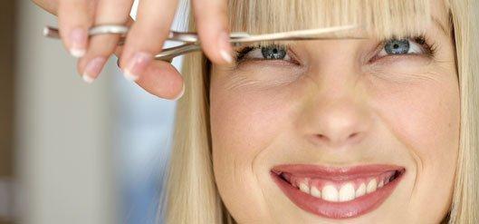Qué flequillo usar según la forma de tu cara