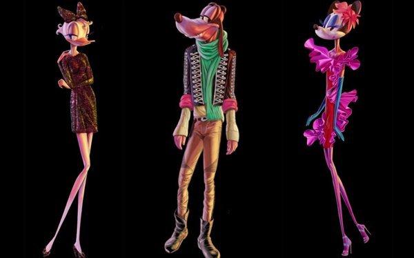Fotos polémicas: Personajes de Disney anoréxicos