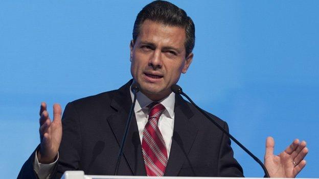 El mayor reto de Enrique Peña Nieto en su primer año en la presidencia