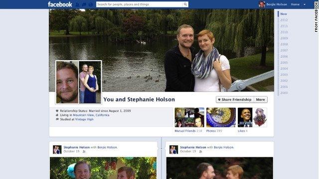 Nuevo cambio de Facebook - Páginas para parejas en Facebook