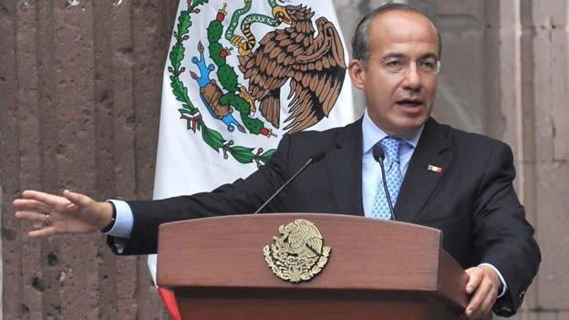El futuro de Felipe Calderón en Harvard - El presidente empleado en Harvard