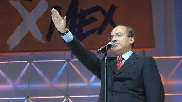 Crónica del gobierno de Felipe Calderón