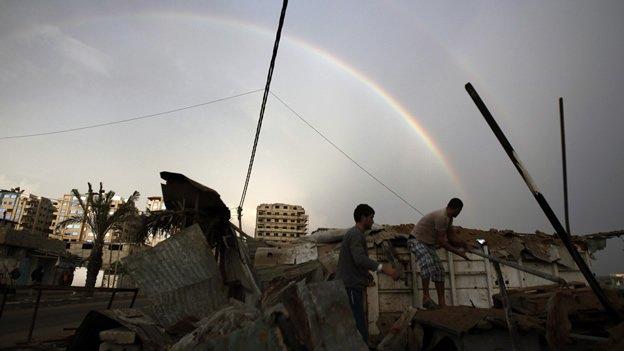 Pese a la tregua Israel ataca a Hamas