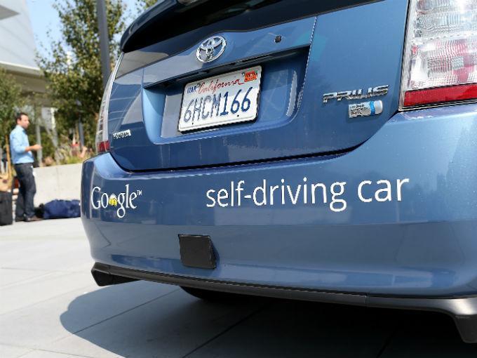 El impacto a la economía de un auto que se maneja solo