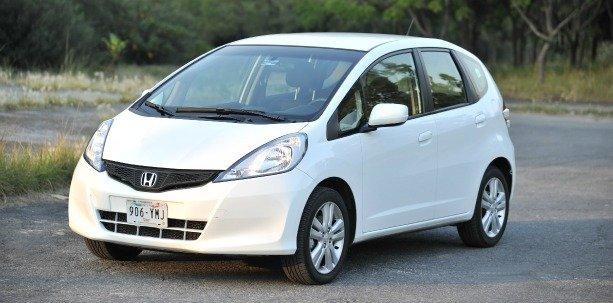 Honda Fit 2013: Equipamiento, versiones y precios